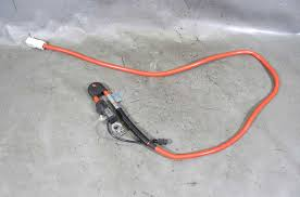 Coupe Series 2004 bmw 545i battery location : BMW E60 5-Series Sedan Early Positive Battery Cable w Safety ...