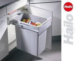 Abfalleimer Küche Einbau Hailo