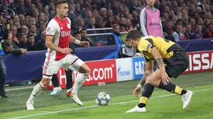 Ajax captain Tadic remains critical after 'nice victory' over Lille -  Teller Report