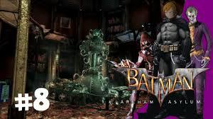 batman arkham asylum 8 drop the chandelier