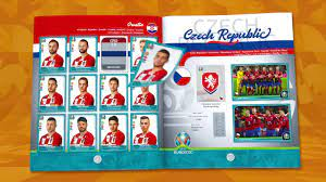 Die UEFA EURO 2020™ Official Preview Collection von Panini - YouTube