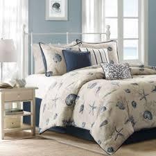 madison park bayside 7piece queen comforter set cotton comforter queen q4