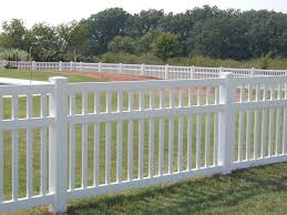 vinyl picket fence front yard. White Vinyl Fence Panels Will Beautify Your Living Home Picket Front Yard