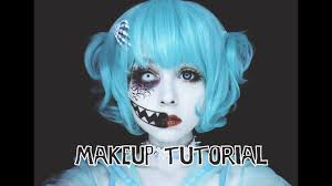 creepy cute makeup tutorial