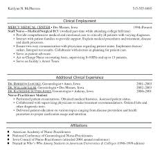 Mid Level Practitioner Sample Resume Mesmerizing Sample Resume For Oncology Nurse Practitioner As Well As Oncology