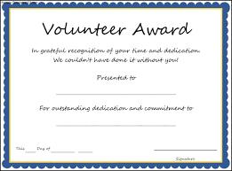 Certificate For Volunteers Filename Elsik Blue Cetane