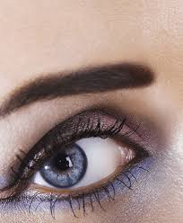 oh yes you can how to make purple shadow work with blue eyes makeup