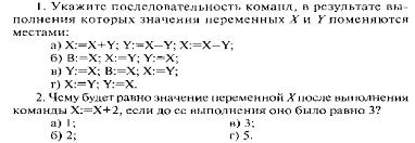 Контрольная работа по теме Алгоритмы Блок схемы класс  hello html 2e2c257f gif