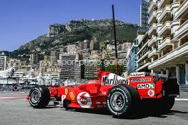 Michael schumacher is a german racing driver who won seven formula one world championships. Michael Schumacher Germany Ferrari Monaco F1 Gp 2005 Images Motor Racing Posters