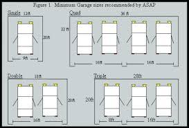 average 2 car garage size average size of a two car garage average 2 car garage
