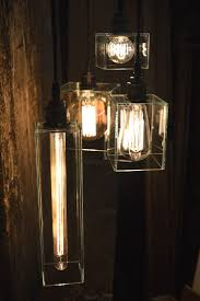 unusual lighting ideas. clever in design the collection features handmade glass shades fitted carefully around decorative filament bulbs unusual lighting ideas l
