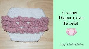Free Crochet Diaper Cover Pattern New Crochet Diaper Cover With Ruffles 4848 Months Crochet Jewel YouTube