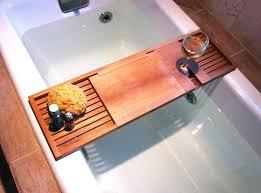 bath tray caddy image of bathtub tray bathtub caddy canada