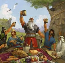russian drinking culture from ancient rus to modern russia pradiz ancient russian prince his retinue toasting in a camp