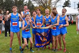 Madison West Boys Cross Country
