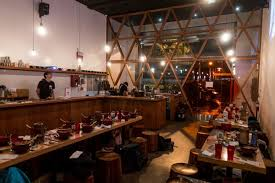 photo of orenchi beyond san francisco ca united states restaurant interior