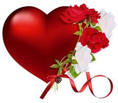 Heart Rose Clipart Clip Art Library