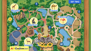 simple zoo map for kids.  Simple ABCmousecom Zoo Set 2 Screenshot Throughout Simple Map For Kids