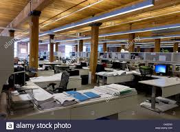 office building interior busy. Modren Office Empty Messy Modern Office Interior Wooden Ceiling  Stock Image On Office Building Interior Busy N