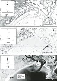 A Pine Point Area From U S Coast And Geodetic Survey Chart