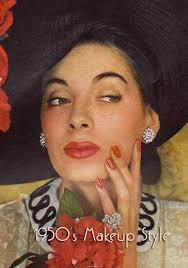 1950s makeup style glamourdaze11