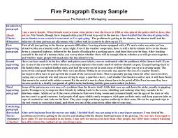 collection of solutions does a college essay have to be  ideas of does a college essay have to be 5 paragraphs additional sheets