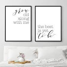 Hadley Designs Grow Old Along With Me Printable Sign Set Hadley Designs