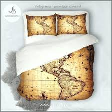 world map comforter jistainfo old world bedding sets old world bedding sets
