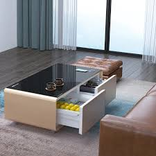 Features of the coosno smart coffee table include : Smart Coffee Table