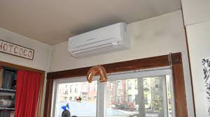 Mitsubishi Ductless Daikin Ductless Air Conditioners Installation Mini Split Youtube