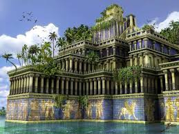 Семь чудес света Висячие сады Семирамиды Семь чудес света Висячие сады Семирамиды 4