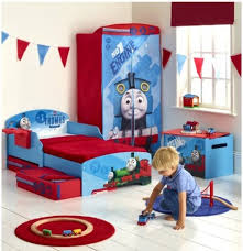 The Pros and Cons of Storage Beds for Toddlers  Thomas the Tank Engine Toddler  bed with storage