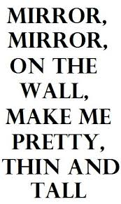Mirror Mirror On The Wall Quote Fascinating 48 Best Images About Mirrormirror On The Wall On Pinterest 974848