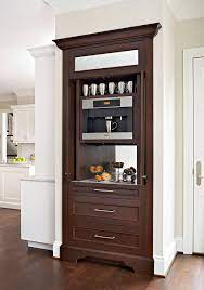 There are so many ways you can add a custom home coffee station to your home. 23 Home Coffee Stations For The Ultimate Cafe Experience Coffee Bars In Kitchen Home Coffee Stations Coffee Station Kitchen