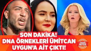 """Son Dakika! Müge Anlı Açıkladı: """"Dna Örnekleri Ümitcan Uygun'a Ait!"""" Aleyna  Çakır Olayının Detayları - YouTube"""