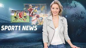 מחפשים חדשות ספורט בזמן אמת? Sport1 News Taglich Live Ab 19 30 Uhr Im Tv Stream Youtube Und Facebook