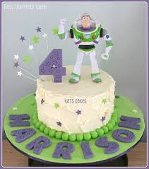 Buzz Lightyear Cake Birthday Party Ideas Toy Story Birthday