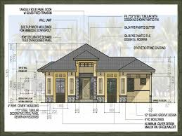 prissy ideas simple house designs and floor plans in the philippines 4 on home design