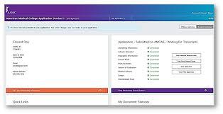 The 2018 Amcas Web Application Improvements