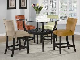 homely inpiration counter height glass dining table 27
