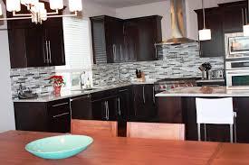 Contemporary Black And White Kitchen Backsplash Ideas Awesome E For Modern Design