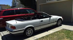 Coupe Series 1995 bmw 325i for sale : For $15,000, This 1995 BMW 325i Cabrio Could Be Your Apple iCar