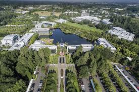 google company head office. Coolest Corporate Headquarters Nike World Hq Aerial Shot Google Company Head Office