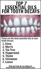 7 essential oils for tooth decays plus diy toothpaste mouthwash recipes
