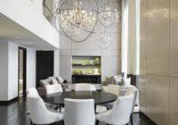 Crystal Chandelier Dining Room Modern Led Creative Carved