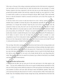 reflective essay essay sample from assignmentsupport com essay writin 1 3 2