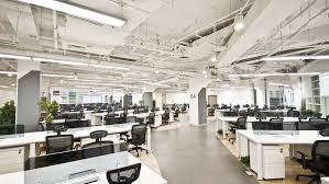 office space lighting. Open Space Office Lighting G