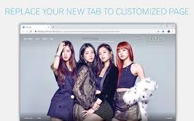 Blackpink wallpaper for desktop hd. Kpop Blackpink Custom New Tab Freeaddon Com