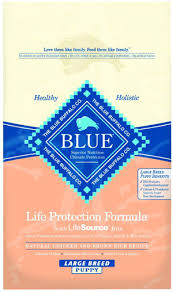 Selecting The Best Blue Buffalo Large Breed Puppy Food