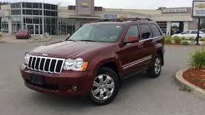 2008 Jeep Grand Cherokee 4WD Limited - Diesel, Loaded | Boyer ...